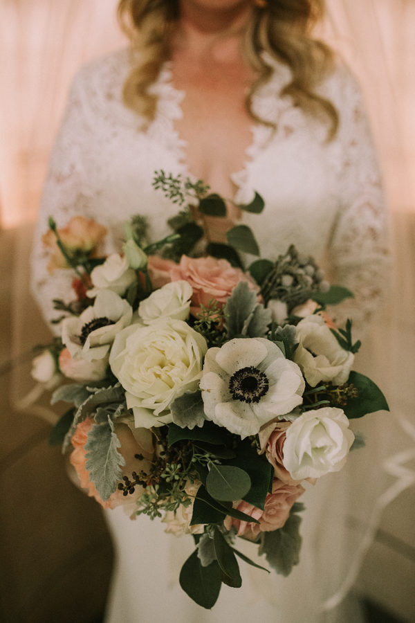 romantic Pittsburgh wedding
