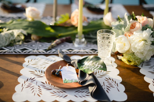 colorful Cabo wedding