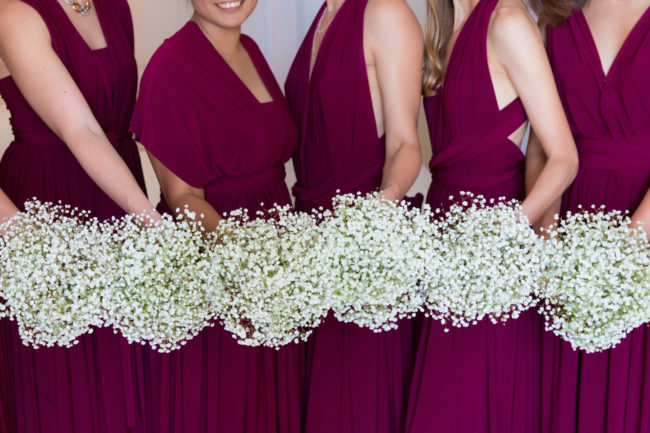 maroon destination wedding