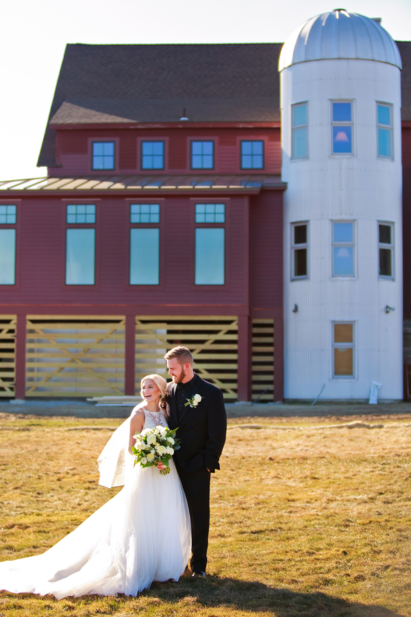 Boston barn wedding