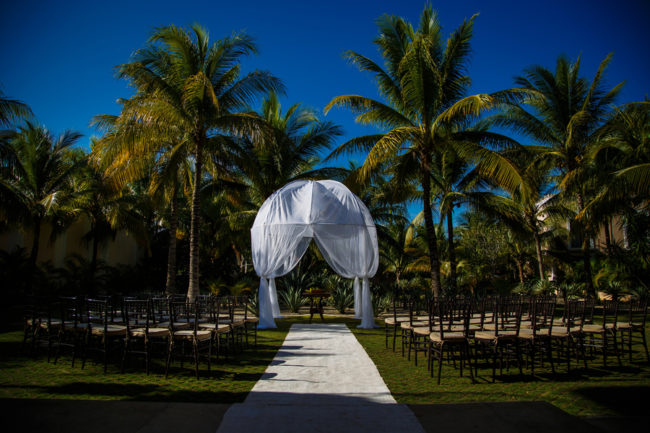 luxury destination wedding