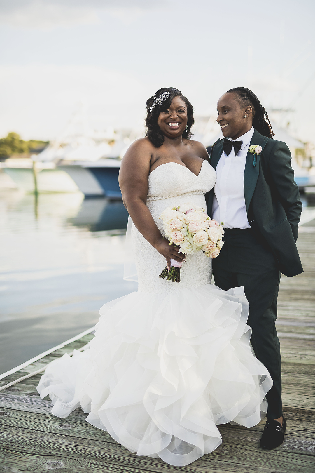 luxury Virginia wedding