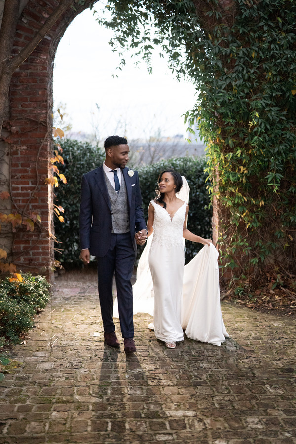 fall Atlanta wedding