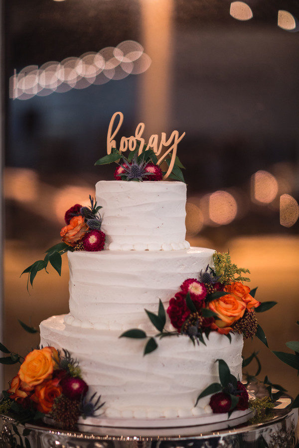 art-inspired New Jersey wedding