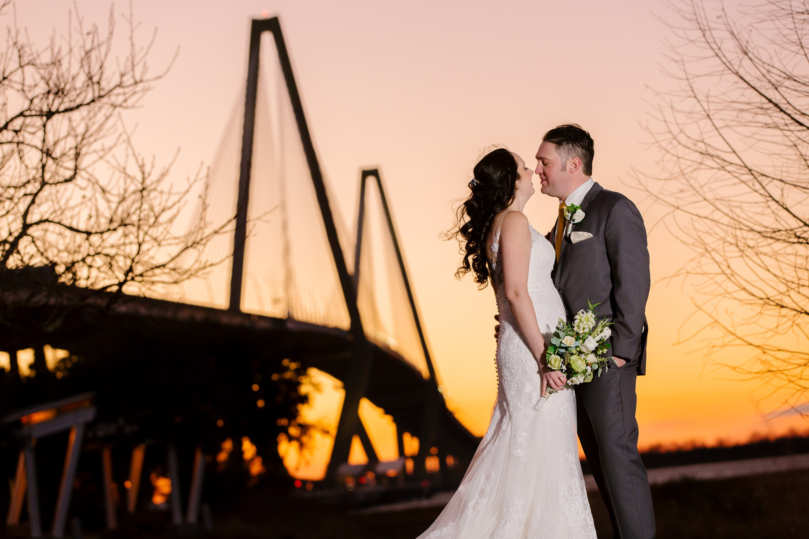 classic Charleston wedding