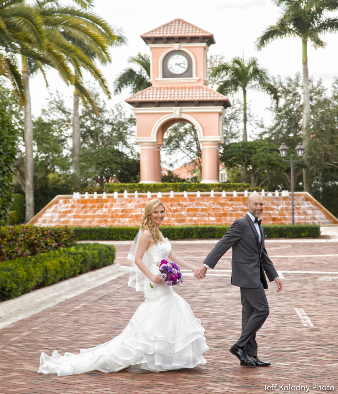 Florida Jewish wedding