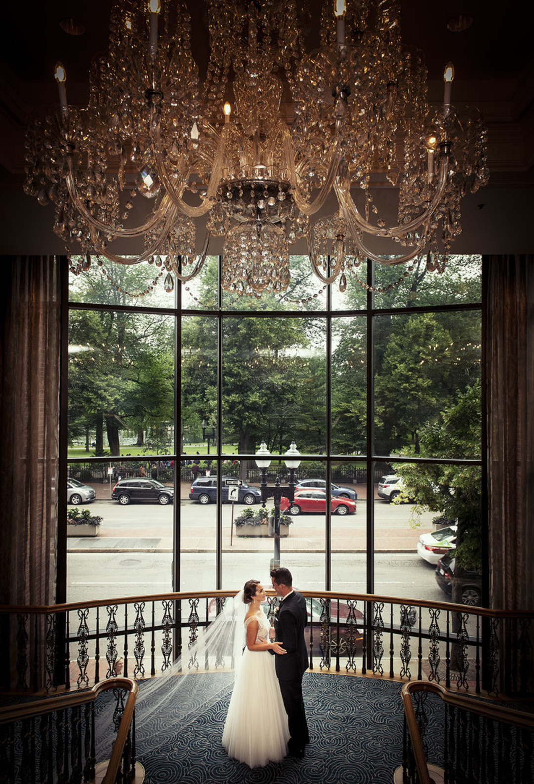 elegant Boston wedding