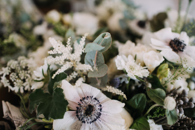 elegant French country wedding