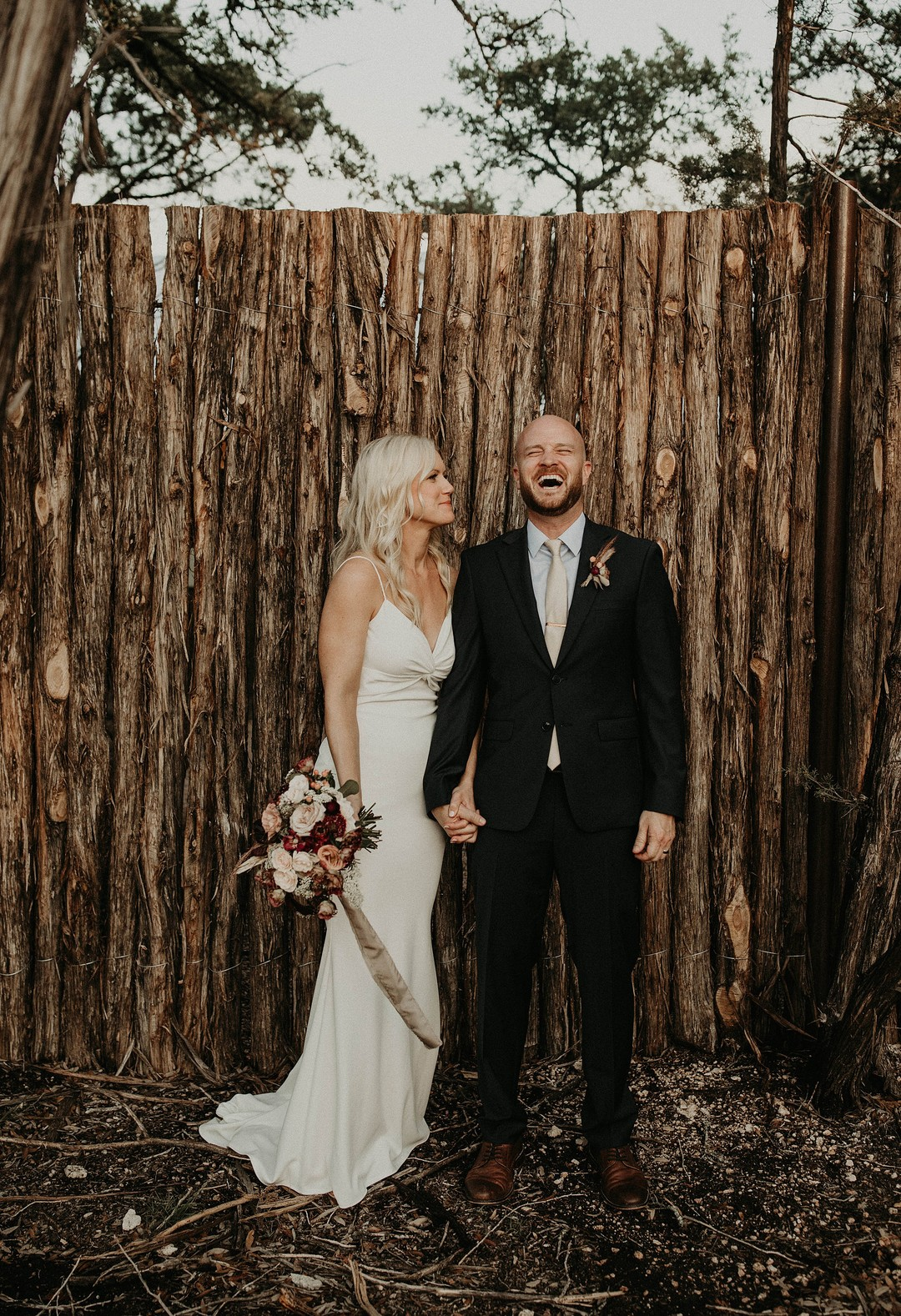 boho elopement wedding