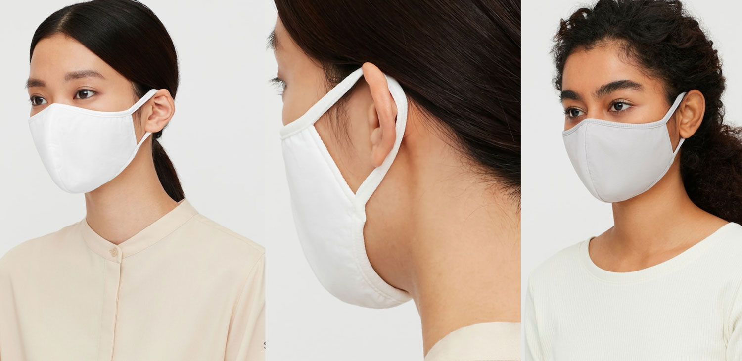 Uniqlo Airism Mask